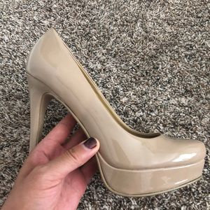 Chinese Laundry Nude Pumps Size 7.5